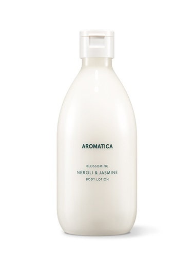 Aromatica Aromatica Blossoming Body 300 Ml Lotion Neroli & Jasmine # Vücut Losyonu Neroli & Yasemin Renksiz